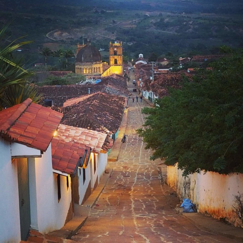 Barichara, a stunning Colonial town in Colombia's Andes mountains