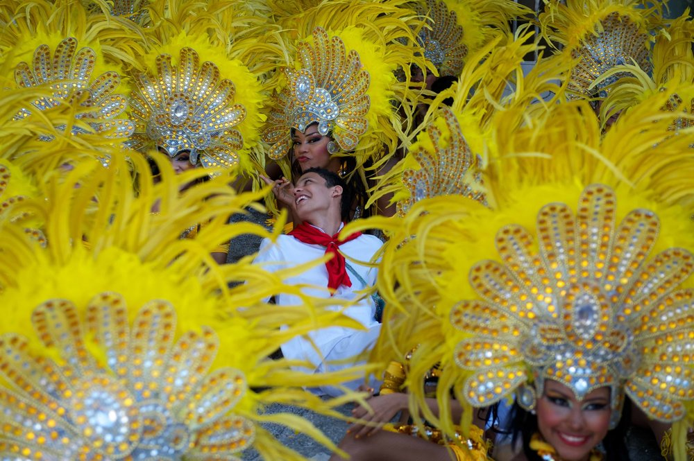 Carnaval in Barranquilla, Colombia
