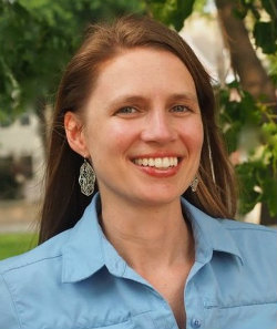 28th Ward Alderwoman Heather Navarro