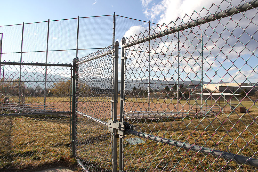 Custom Chain Link Fence in Colorado Springs