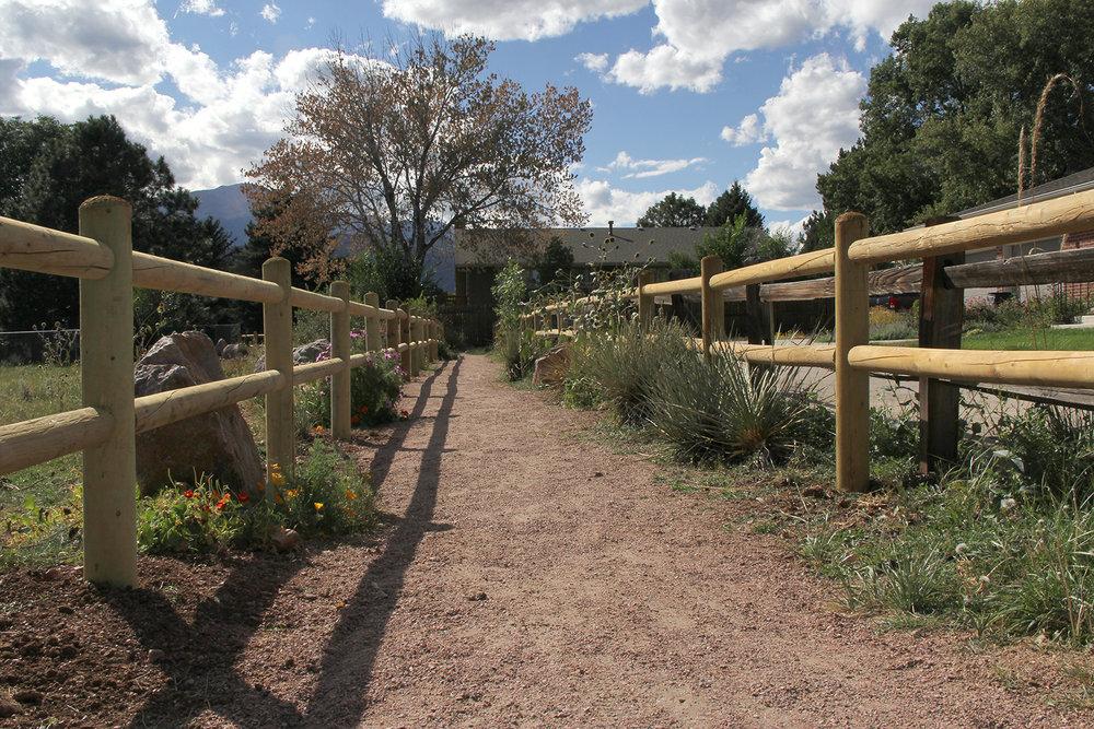 Custom Doweled Fence Colorado Springs
