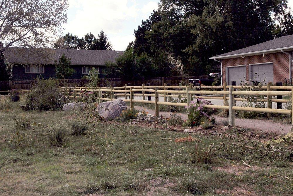 Custom Doweled Fencing Colorado Springs