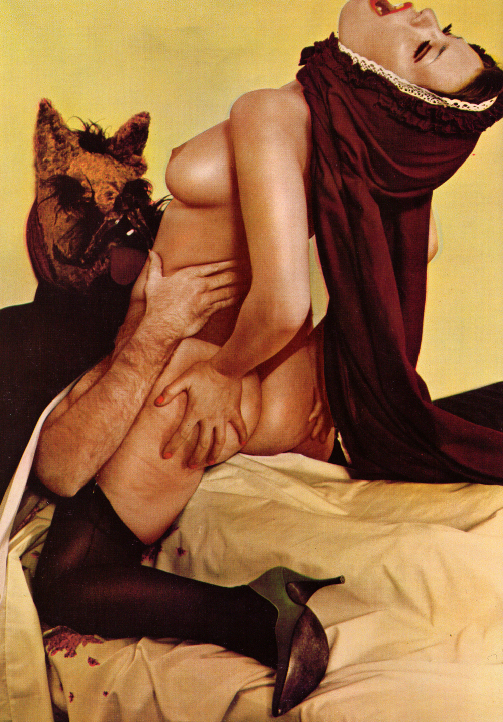 Your phrase Vintage porn little red riding hood
