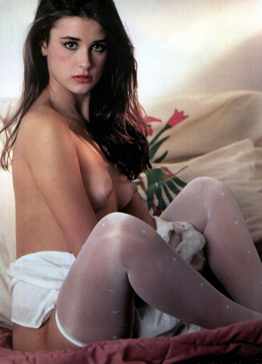 Photoes of demi moore fucking — photo 5