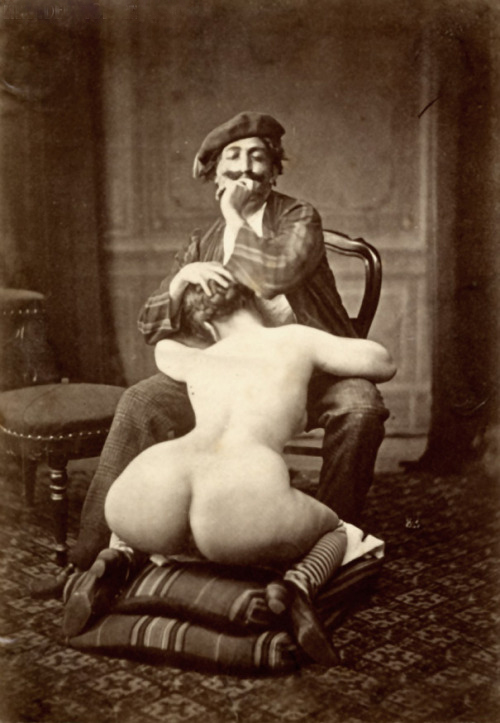naked mature couple