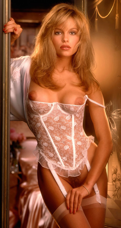 Pamela Anderson Playboy October 1989 2 Jpg