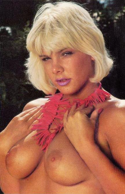 80s Pornstar Andrea Clarke — Retro—Fucking