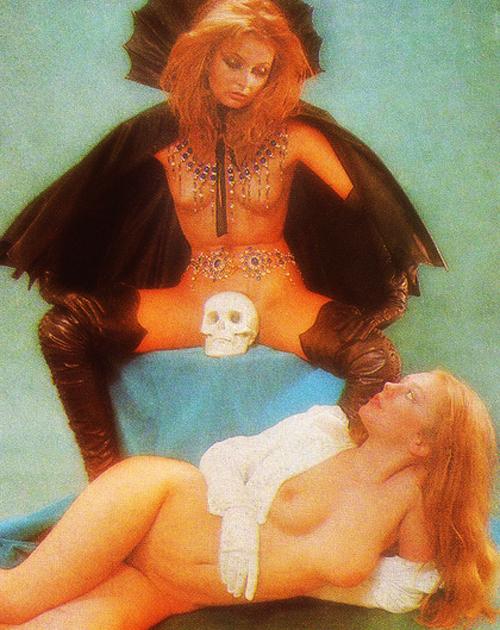 Rosemary Henson & Dominique Saint Claire skull.jpg