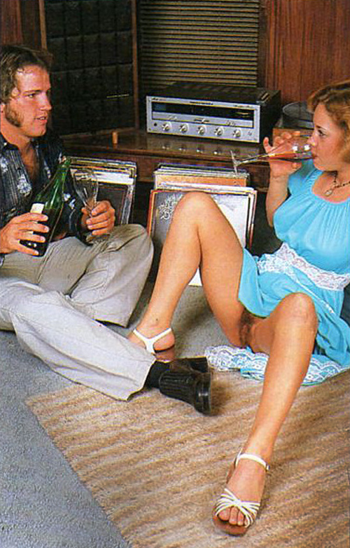 05 Vintage Amateur Couple New Year's Eve Party.jpg