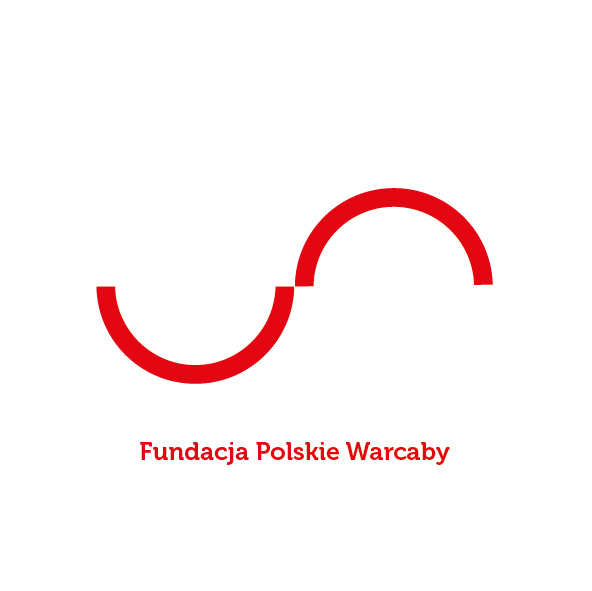Logotype for the Polish Draughts Foundation