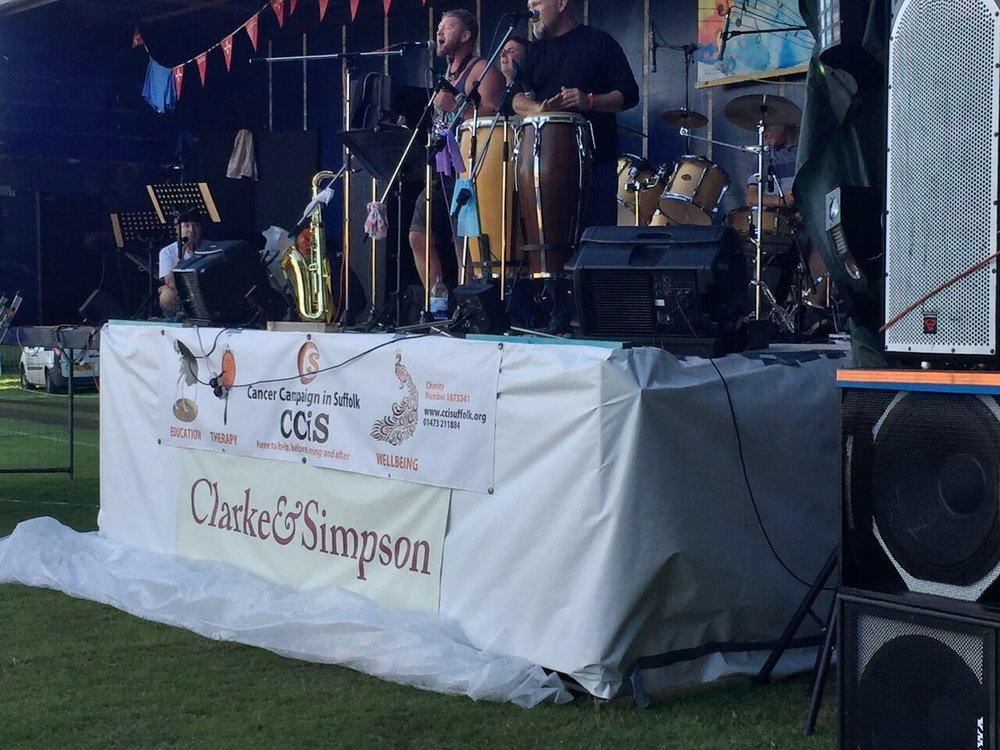 Bill Fest Music Festival Grundisburgh