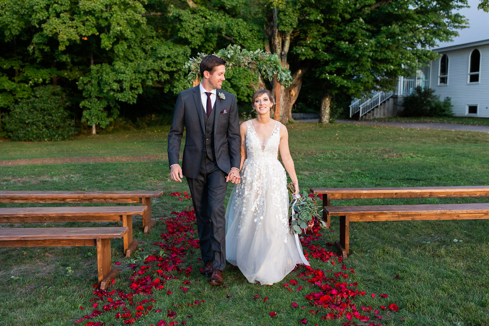 Hannah Joy Photography Virginia mountain wedding photographer