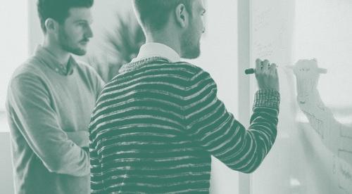 formació - Espai de formació a disposició de l'empresa per impartir els seus propis coneixements.