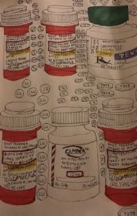 art by Emily Ferrara