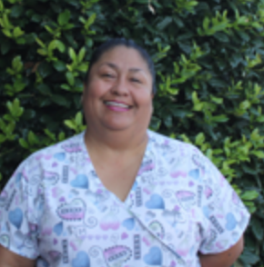 Laura Oviedo - Custodial Staff