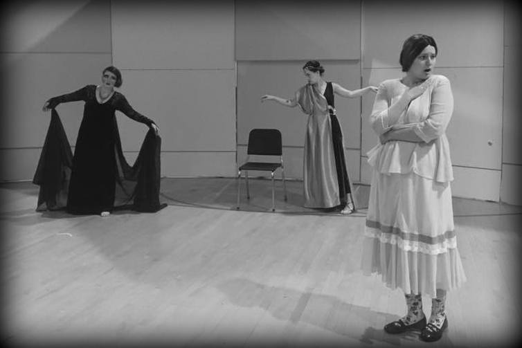 Lost Daughters - One act chamber opera, 2017Composed by Ross Crean