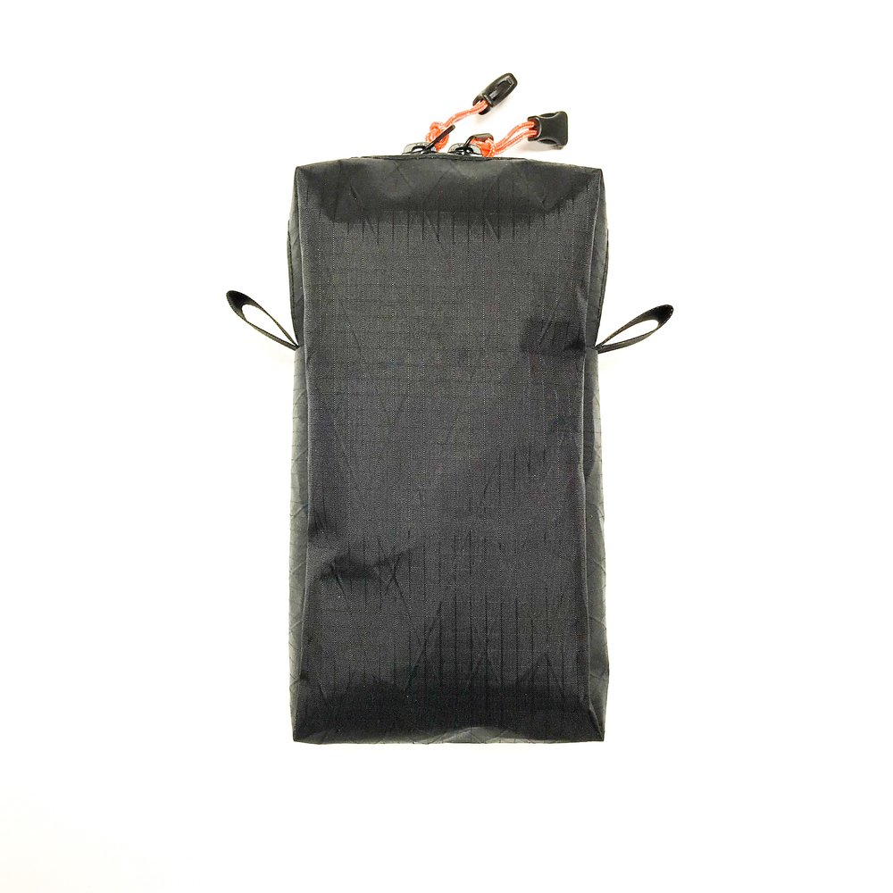 Zippered Shoulder Pouch $16