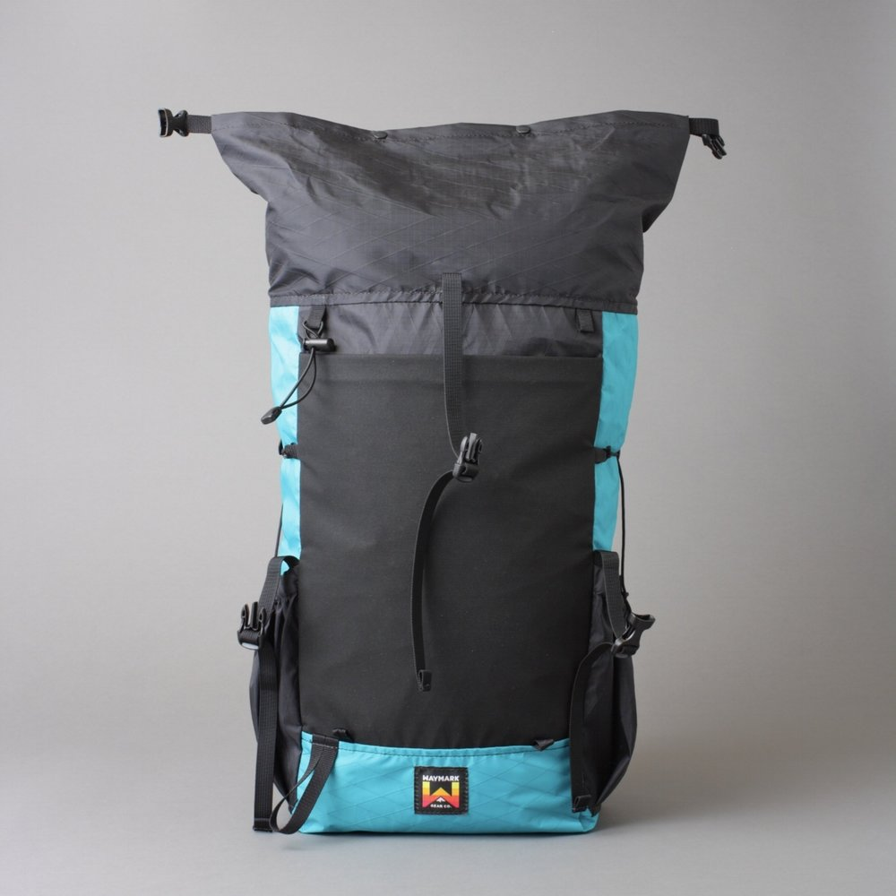 """MILE 30"" Ultralight 30 Liter pack"