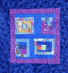 Quilt 2 More Blue