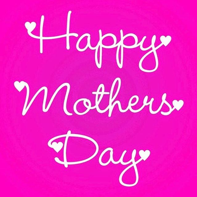 ".....the day to simply say.... ""thank you Mom"" #happymothersday#happymomsday#thanksfornottellingonme"