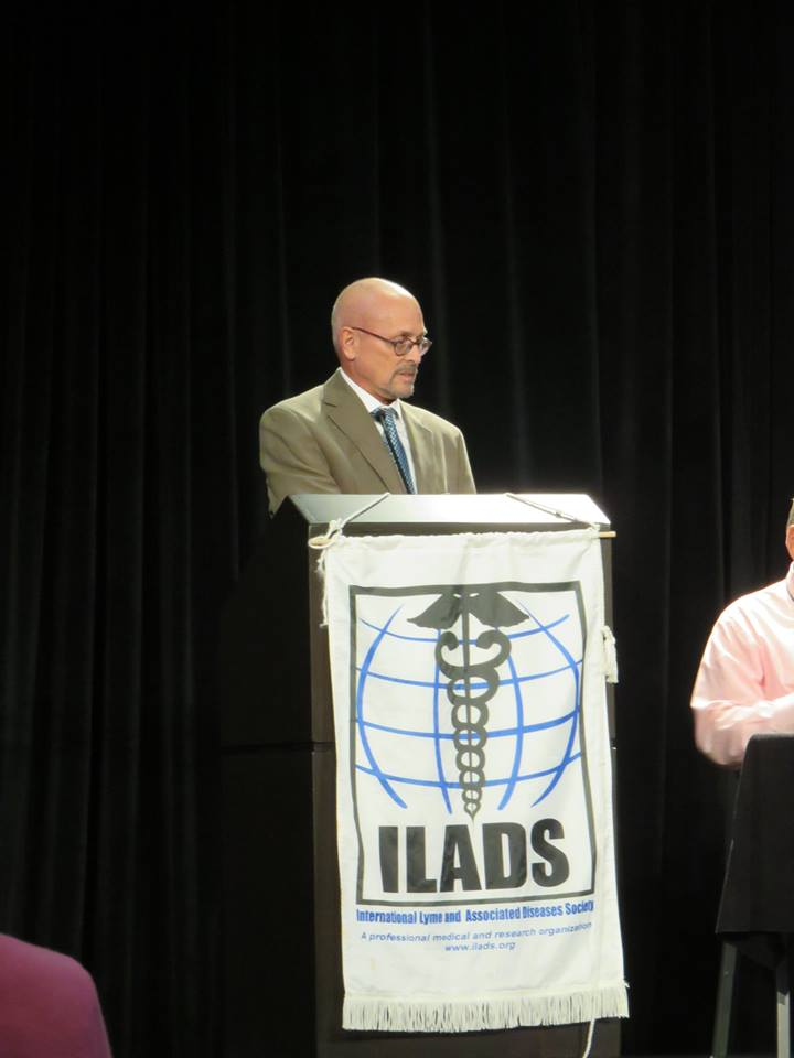 Dr. Steven Bock currently sits on the board for ILAD's