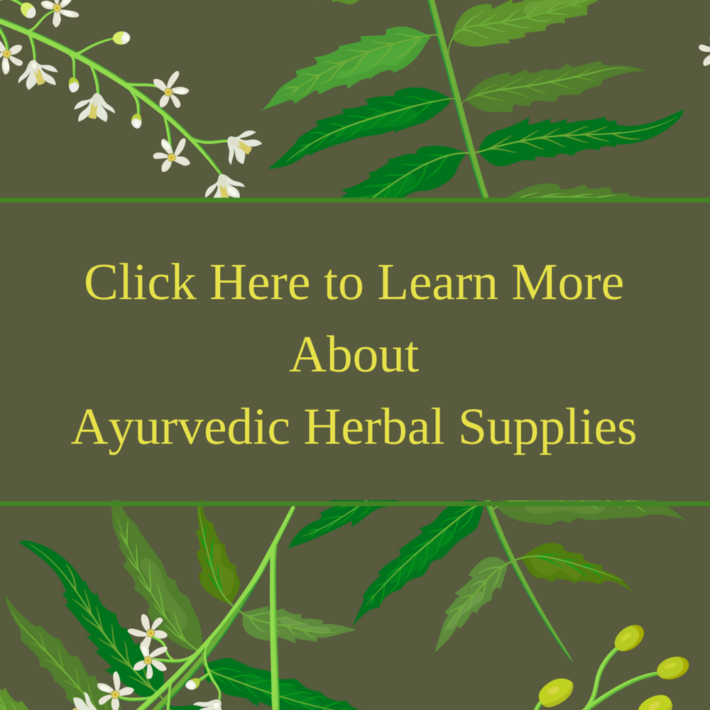 The Gerson Institute Of Ayurvedic Medicine Herbal Supplies Lyme Advise