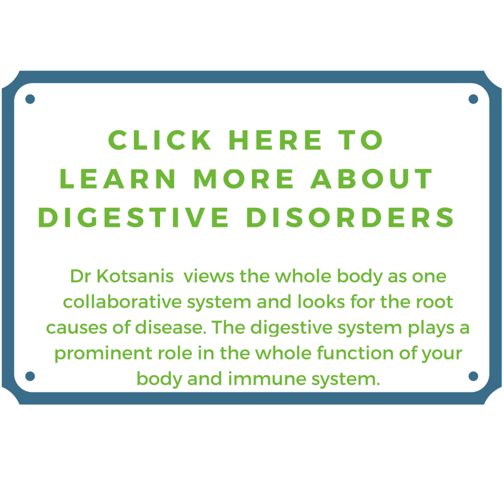 Kotsanis Institute - Digestive Disorders