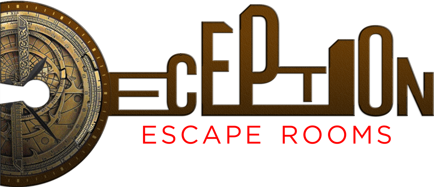 DECEPTION - Escape Rooms Matlock Derbyshire