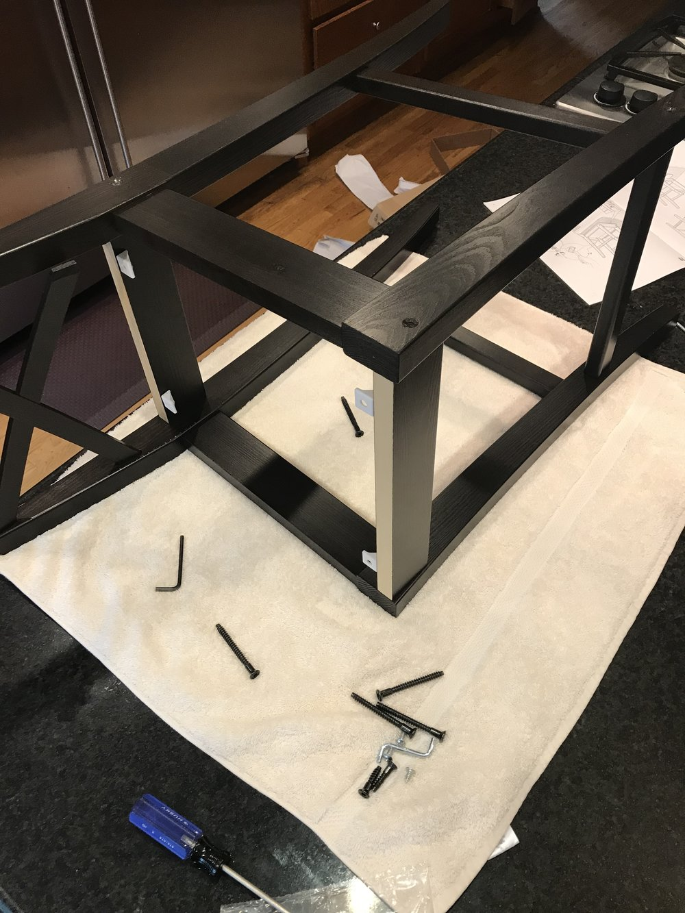 Building furniture