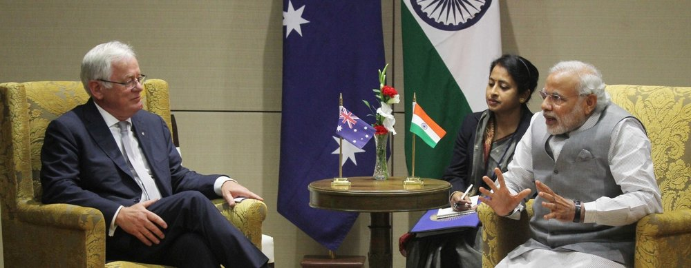 Andrew Robb and Modi.JPG