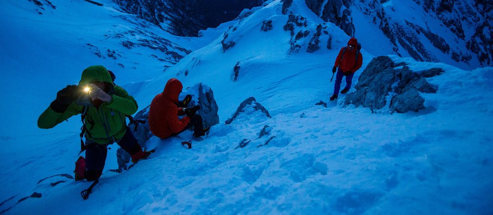 Best tips for winter mountaineering -