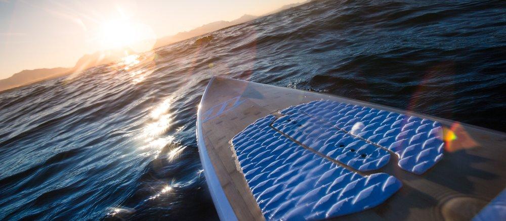 Beginner's paddle boarding guide -