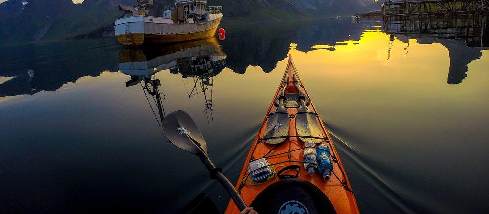Kayaking & kayak-touring guide -
