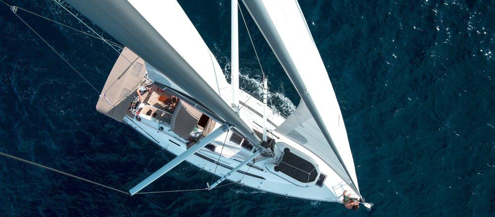 Sailing adventures -