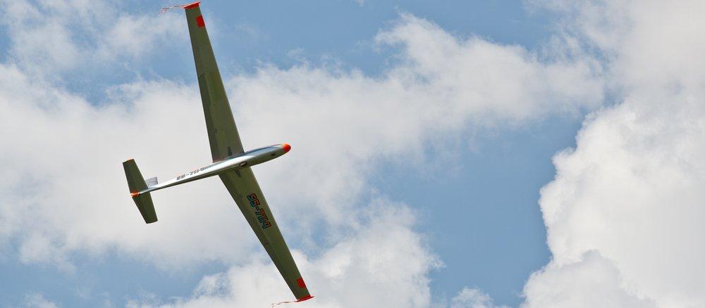 Go gliding ! -