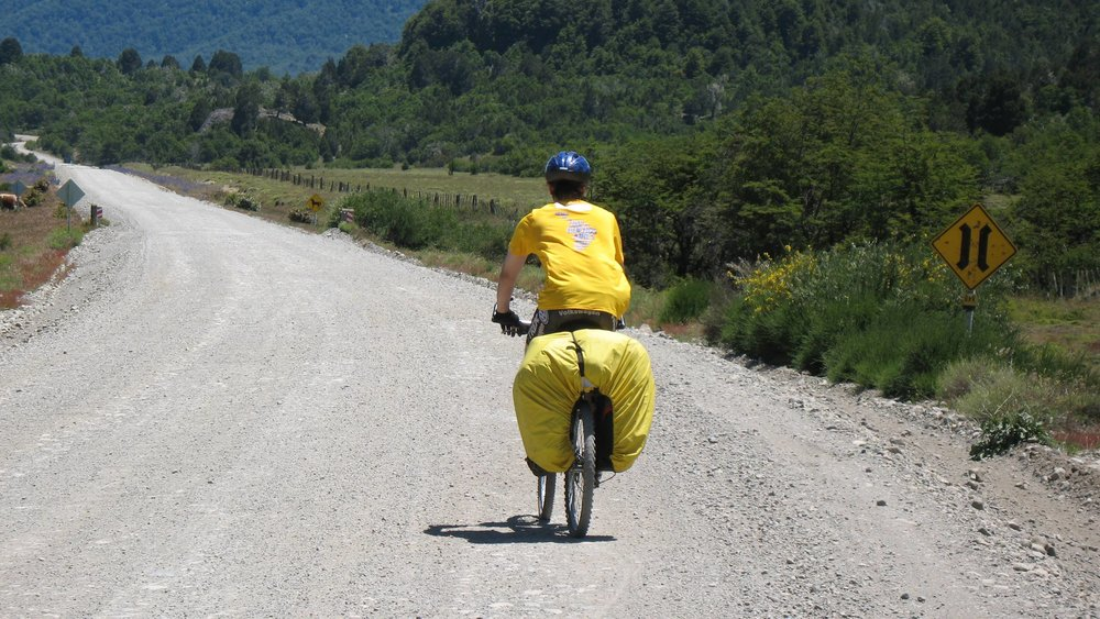 #bike touring - Our rider's cheat sheet, making your way to adventure cycling easy!
