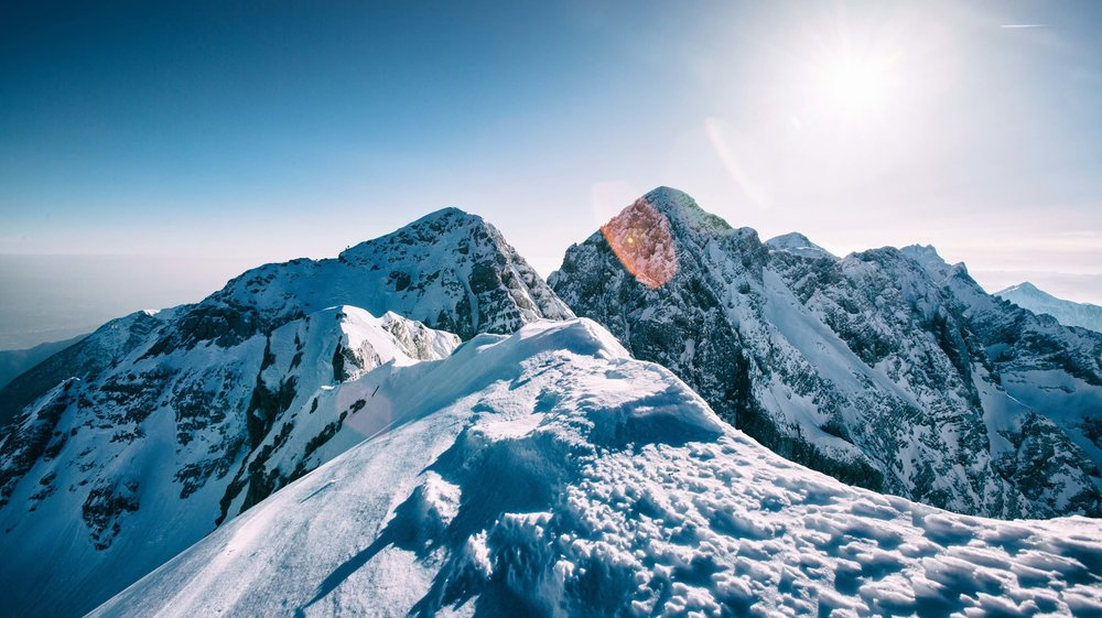# winter mountaineering - Our winter mountaineering and ice climbing cheat sheet, making your way up the mountains, easy!