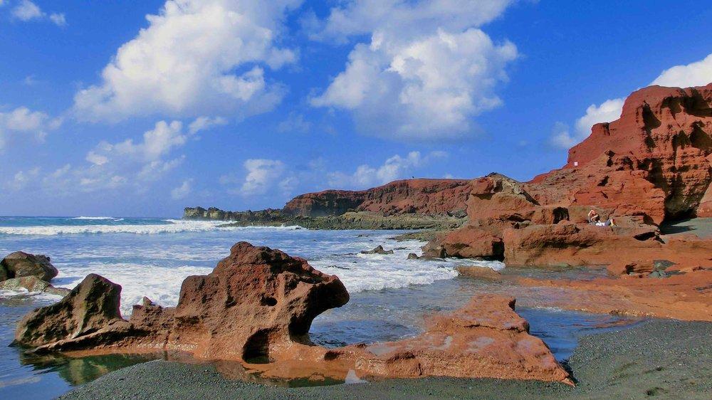 El Golfo, Lanzarote - Spain