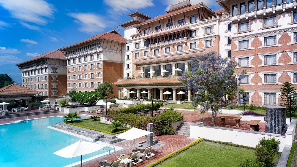 Hyatt Regency Kathmandu (five star Hotel)