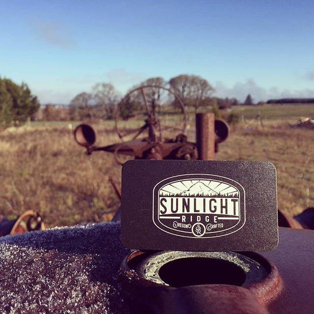 Frosty morning on the farm.  #sunlightridge #farmlife #farmlifebestlife #pdxcannabis #pdxweed #cannabiscommunity #cannabisconnoisseur #cannabisgrow #oregongrowers #oregoncannabis #oregonweed  #farm #portlandcannabis