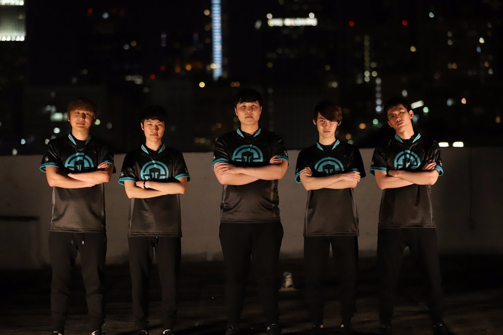 Immortals Dota 2 Team - Image: Immortals