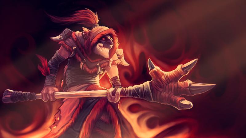 Dazzle -Dazzle Darkclaw Emissary - Image: Valve