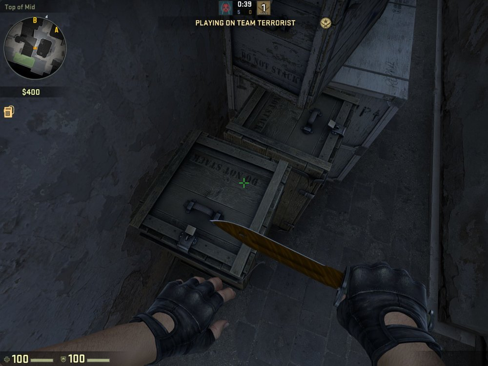 Now you can jump on the boxes in Suicide - Image: u/UsernameReIevant