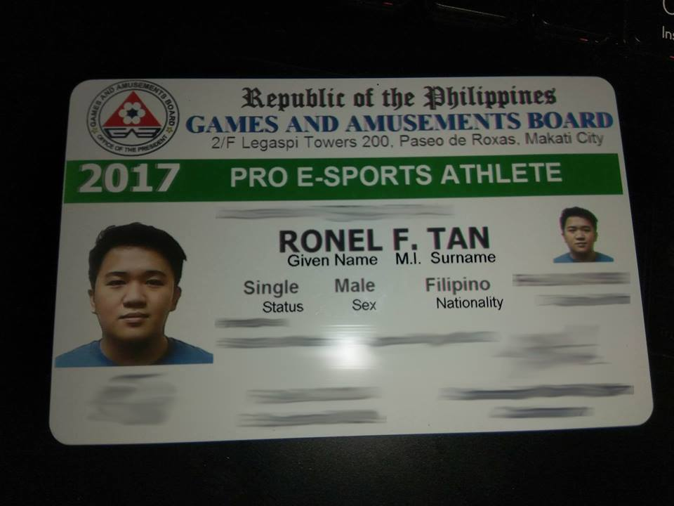 Image: Ronel F. Tan - HOTS athlete