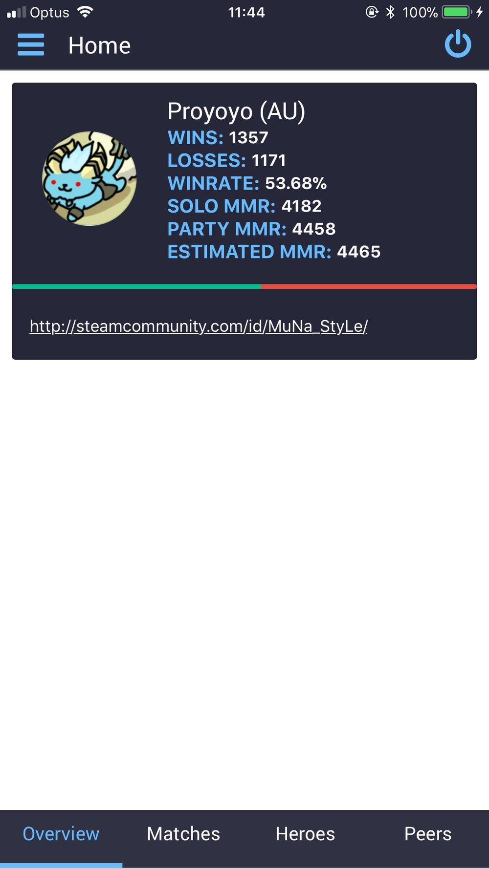 OpenDota mobile app screen 2.jpg