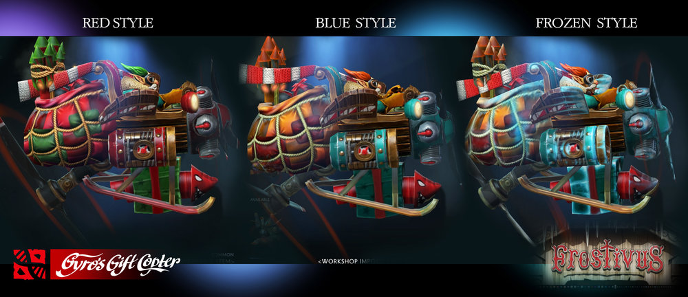 Gyro's Gift Copter styles Frostivus 2017 Dota.jpg