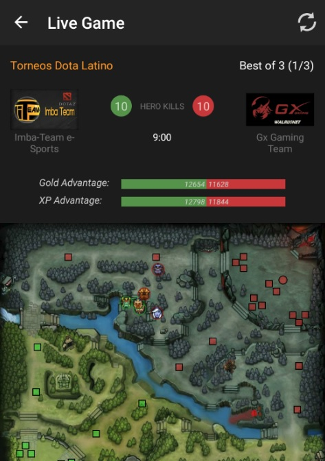 The best dota 2 mobile apps for android and ios esports tales live dota live game dota 2g gumiabroncs Choice Image