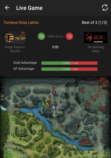 Live Dota live game Dota 2.jpg