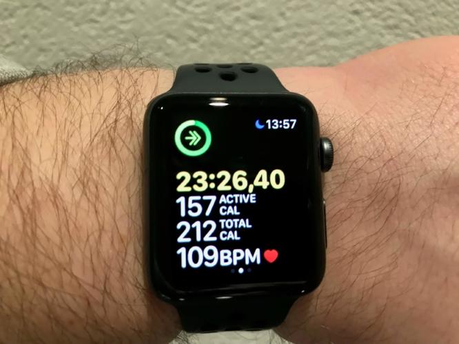 Apple Watch S3 Nike+ General