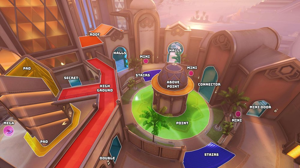 Oasis City Center map callouts one Overwatch.jpg